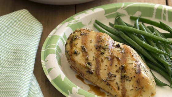 Photo of Lemon Pepper Grilled Chicken by BBQ BRIAN
