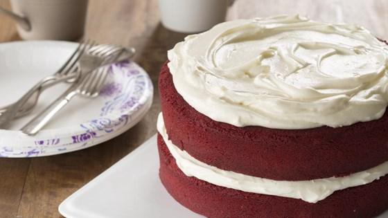Photo of So Moist Red Velvet Cake by SNEAKIEME