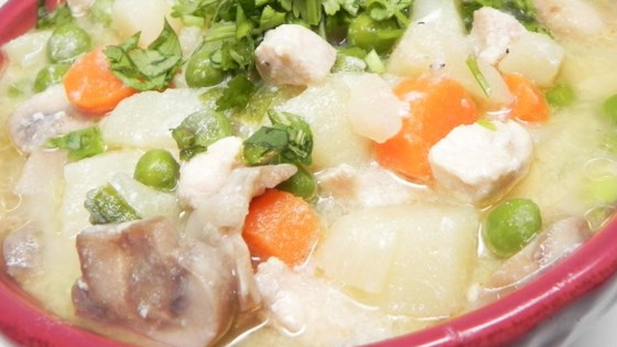 Photo of Mom's Comforting Chicken Stew by valerie160
