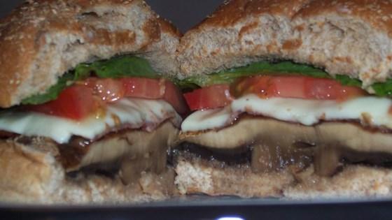 Photo of Beth's Portobello Mushroom Burgers by Elizabeth