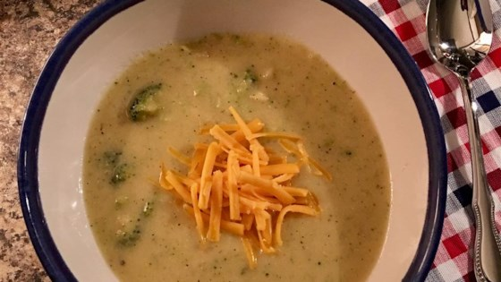 Photo of Potato, Broccoli and Cheese Soup by Ruth A. Burbage