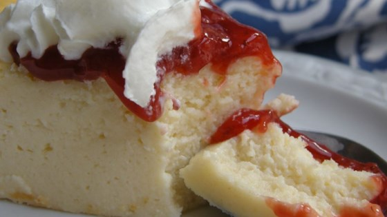 Photo of Italian Cream Cheese and Ricotta Cheesecake by April Caudle