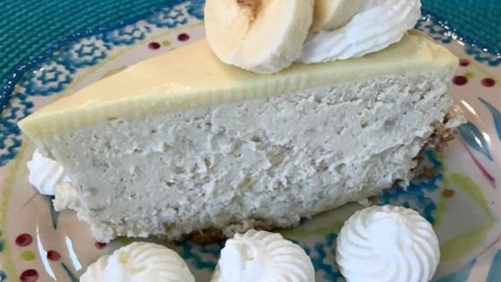 Photo of Banana Cream Cheesecake by HYATTTM