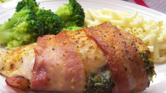 Photo of Spinach Stuffed Chicken Breasts by Laurie Wheeler
