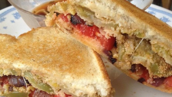 Photo of Fried Green Tomato Sandwich by JUMAHA