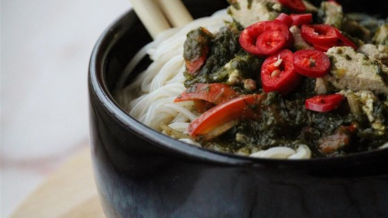Photo of Asian-Inspired Vegetable Noodle Bowl  by MICHELLE0011