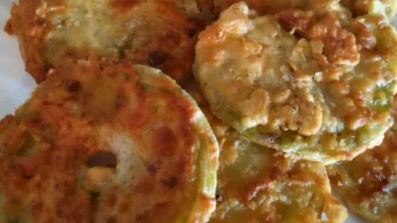 Photo of Karen's Fried Green Tomatoes by Brandilynn7