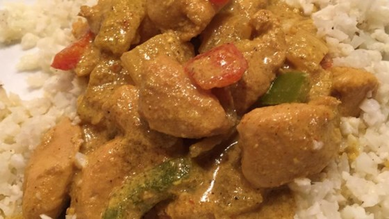 Photo of Lewis' Yellow Chicken Curry by d_lewis