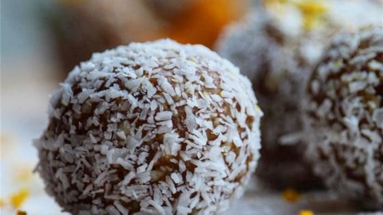 Photo of Vegan Date and Cashew Dessert by Shaneenoosh