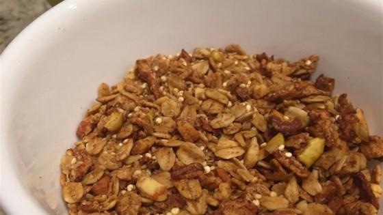 Photo of Apple Oat-Quinoa Granola by Breanna Bourke