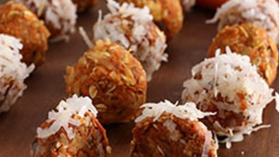 Photo of Carrot Cake Energy Bites by Quaker®