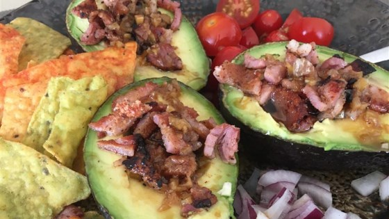 Photo of Bacon Stuffed Avocados by jessielee1389