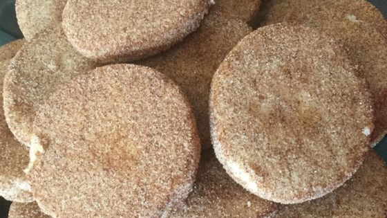 Photo of Mexican Sugar Cookies by Bea Ramirez