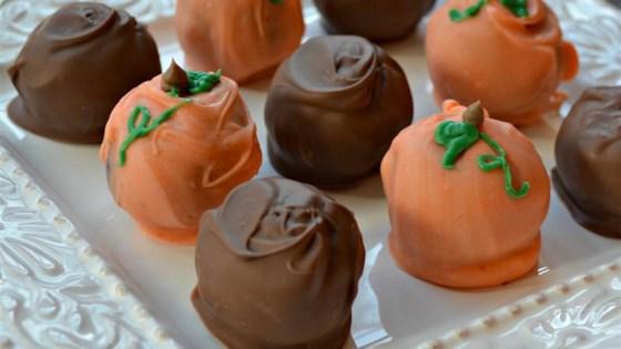 Photo of Pumpkin Truffles by Liza