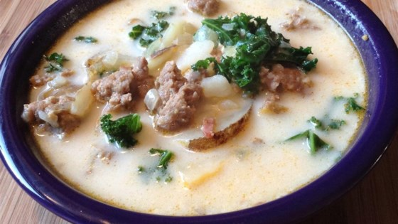 Photo of Quick Super-Delicious Zuppa Toscana by Rosemary.b