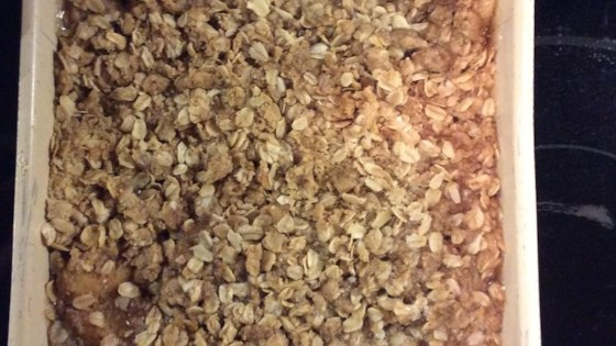 Photo of Easy Apple Crisp by Sarena