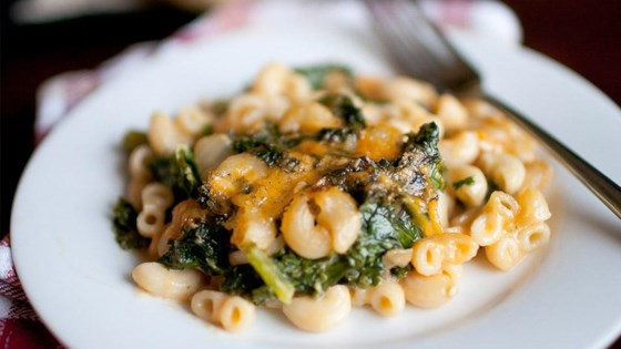Photo of Kale & Poblano Mac N' Cheese by Almond Breeze