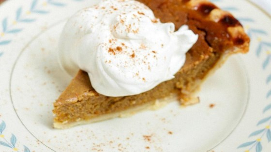Photo of Pumpkin Pie from Almond Breeze®  by Almond Breeze