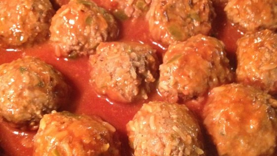 Photo of Porcupine Meatballs II by Yvonne