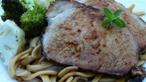 Photo of Grilled Asian Honey Garlic Pork Tenderloin by waterlily78