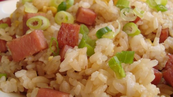Photo of Island-Style Fried Rice by chen