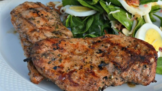 Grilled Chicken Marinade Recipe Allrecipes Com