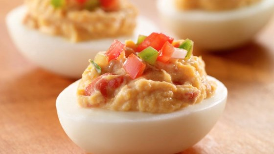 Photo of Salsa Deviled Eggs by Eggland's Best