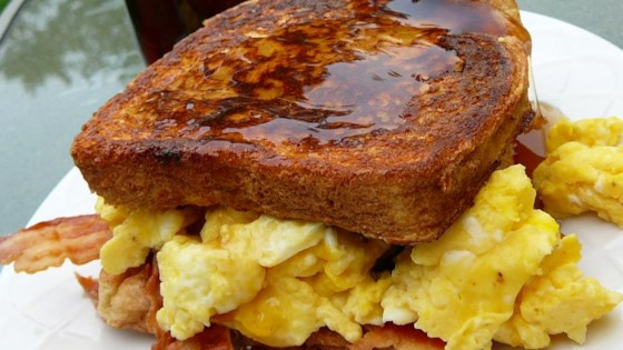 Photo of Maple French Toast Sandwich by DitePoo