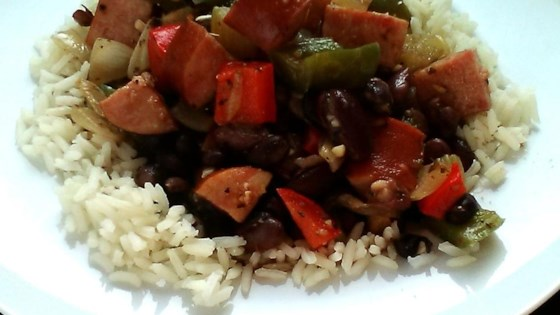 Photo of JAG (Portuguese Rice and Beans) by Cathy Chace
