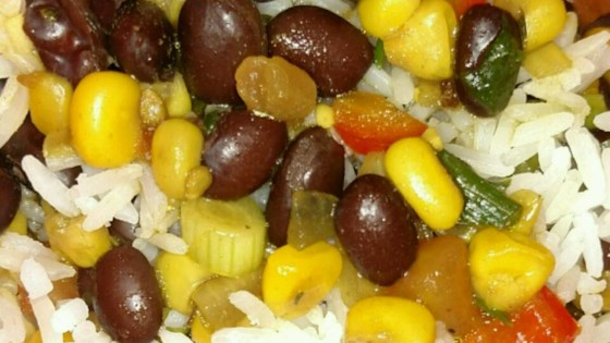 Photo of Black Bean and Corn Salad I by Bonnie Moore