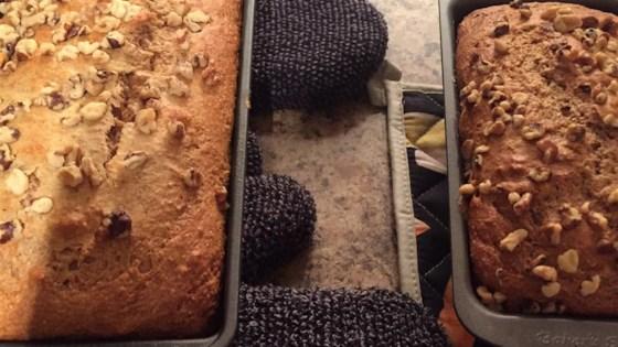 Photo of Lower Fat Banana Bread II by Katie