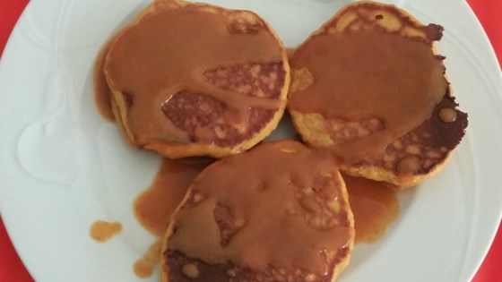 Photo of Pumpkin Butter Pancakes by Frida Rodriguez
