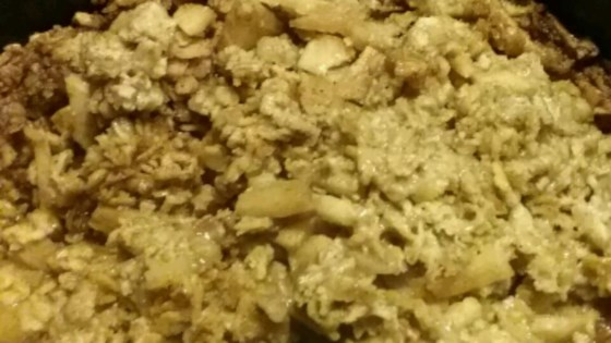 Photo of Apple Breakfast (Easy Slow Cooker Oatmeal) by Martin