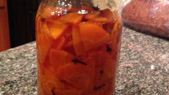 Photo of Refrigerator Pickled Carrots by Marilyn Woodard Thompson