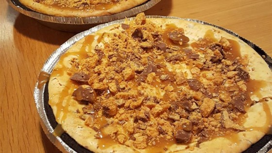 Photo of Butterfinger® Cheesecake by hazdude0861