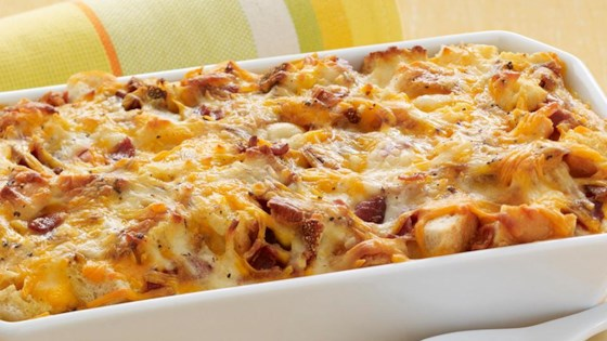 Photo of Cheesy Bacon and Egg Brunch Casserole by McCormick Spice
