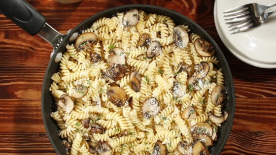 Photo of Greg's Special Rotini with Mushrooms by Barilla Canada