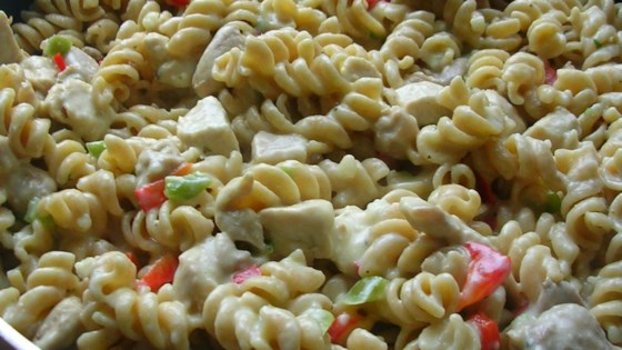 Photo of Chicken Rotini Stovetop Casserole by Terry