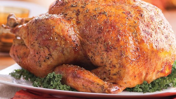Photo of Thyme Roasted Turkey by McCormick Spice