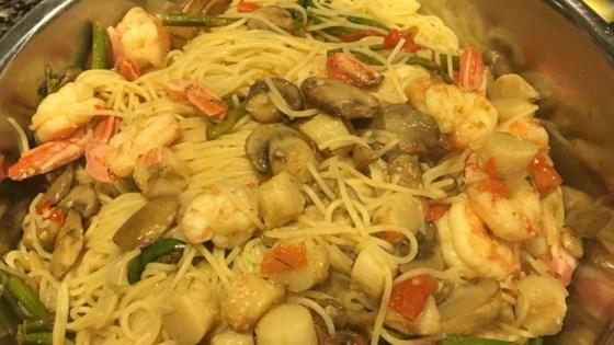 Photo of Sea-Purb Seafood Pasta by Carolyn Mantia McMann