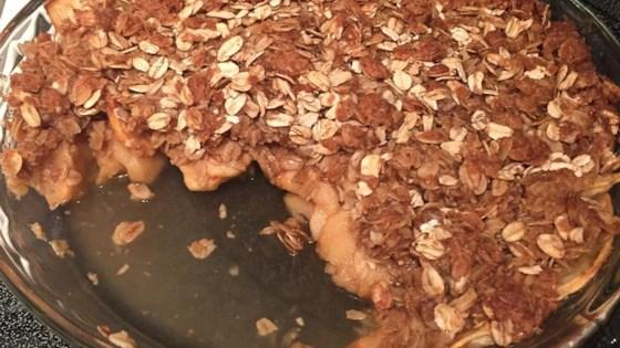 Photo of Simple Flourless Apple Crisp by ybustos