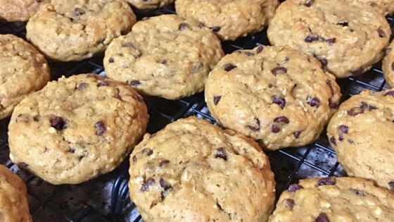 Photo of Pumpkin Oatmeal Chocolate Chip Cookies by Ken Sherer