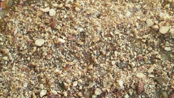 Photo of Rhubarb Almond Bars by Blenkj