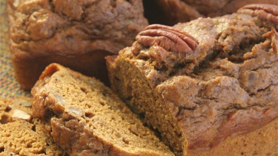 Photo of Applesauce Pumpkin Spice Bread  by ToshiM