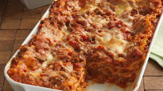 Photo of Hunt's® Classic Beef Lasagna by Hunt's