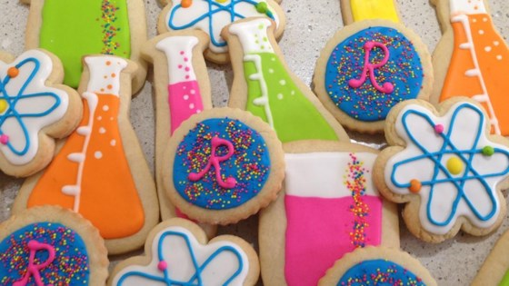 Photo of Delilah's Frosted Cut-Out Sugar Cookies by Delilah Lopez
