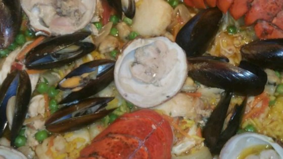 Photo of Seafood Paella by jean