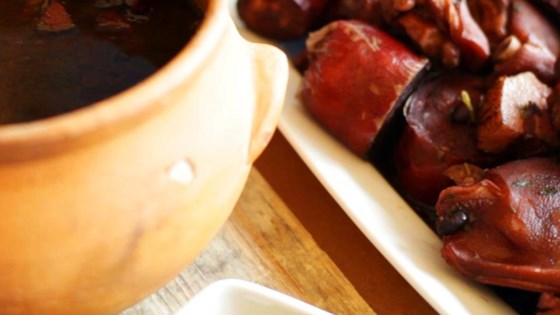 Photo of Feijoada de Domingo (Sunday Bean Stew) by GraçaRibeiro