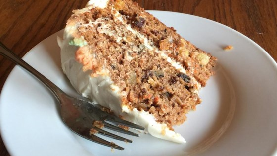 Photo of Sam's Famous Carrot Cake by Brian D'Amico