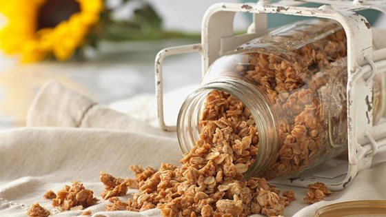 Photo of Peanut Butter Granola from PAM® by Pam Cooking Spray